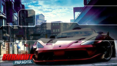 Burnout Paradise PSP Wallpaper. EviLDim4 wrote: If You Need Cool Pic Take