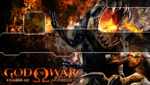 God of War PSP Wallpaper Version 2. Here's a few more wallpapers