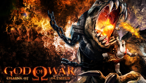 wallpaper god of war 3. God of War 3 Wallpaper