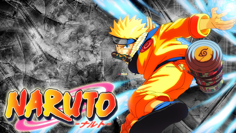 Naruto PSP Wallpaper
